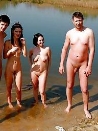 Naked, Interracial