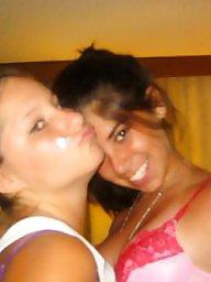 Kiss, Kissing, Teen girls
