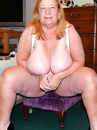 Grandma, Bbw mature, Grandmas, Home, Mature boobs, Big mature