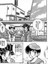 Comics, Comic, Cartoon, Japanese, Cartoon comic, Cartoon comics