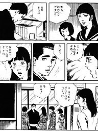 Cartoon, Comics, Comic, Japanese, Boys, Japanese cartoon