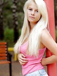 Russian teen, Beauty
