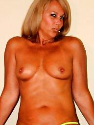 Bikini, Milf boobs, Bikini milf