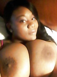 Ebony, Ebony tits, Black tits