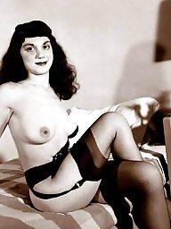 Ladies, Lady, Vintage amateur