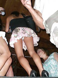 Upskirt, Party