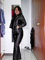 Latex, Boots, Leather, Pvc, Mature porn, Mature boots