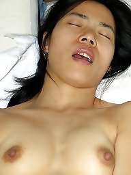 Chinese, Wife, Asian wife, Asian slut, Chinese wife, Wife tits