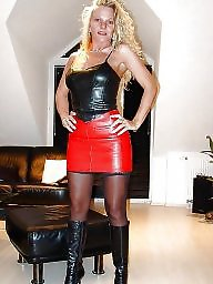 Mom, Latex, Moms, Pvc, Milf mom, Mature mom
