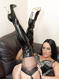 Boots, Stockings, Heels, British, Sex