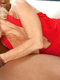 Granny, Interracial, Mature interracial, Cock, Black mature, Black granny