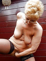 Granny, Slave, Mature bdsm, Slaves, Granny amateur, Mature slave