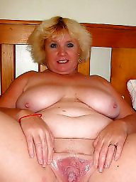 Blonde milf, Blonde bbw, Bbw blonde