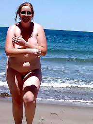 Chubby, Bbw beach, Nudist, Nudists