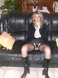 Mature mix, Milf stocking, Mature sexy