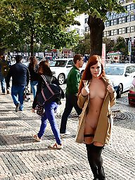 Street, Exhibitionist, Models, Model