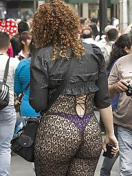 Transparent, Cameltoe, Street, Voyeur, Camel, Asses