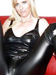 Leather, Latex, Mature latex, Mature leather, Pvc, Mature pvc
