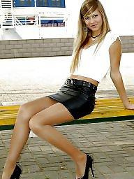 High heels, Teen stockings, High, Stocking asses, Teen heels, Stockings heels