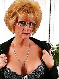 Mistress, Mature femdom, Big boob mature