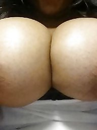 Ebony tits, Black tits, Black amateur