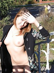 Public, Cummed, Amateur big boobs