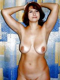 Mature big tits, Lady, Nipple, Mature nipples, Big tits mature