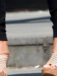 Feet, Mature feet, Candid, Candid mature, Milf feet, Candid feet