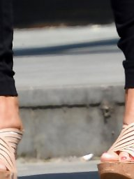 Feet, Mature feet, Candid, Candid mature, Candid feet, Milf feet