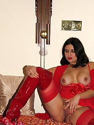 Milf, Mature stockings, Horny, Horny mature, Horny milf, Mature horny