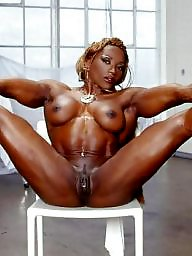Ebony mature, Bodybuilder, Naked, Black mature, Mature ebony, Mature black