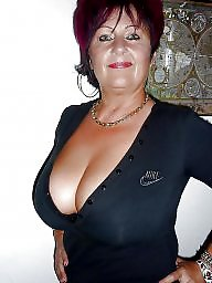 Milf, Redhead, Big boobs, Redhead milf