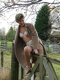 Sara, Uk mature, Sara mature, Sara uk, Mature stockings, Mature sara