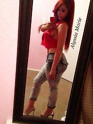 Gorgeous, Latina babe, Ass latin
