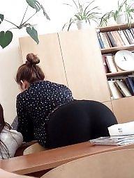 Clothed, Clothes, Upskirt ass