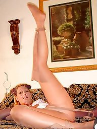 Hairy, Mature pantyhose, Older, Hairy mature, Nude, Pantyhose mature