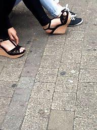 Amateur feet