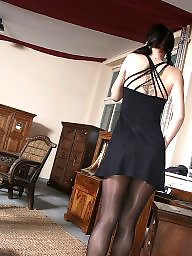 Nylon, Nylons, Nylon upskirt, Amateur nylon, Upskirt stockings, Upskirt amateur
