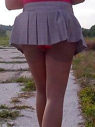 Pantyhose, Pantyhosed