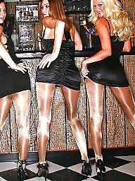Pantyhose, Nylon, Nylon stockings