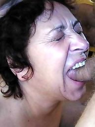 Granny, Grannies, Granny blowjob, Mature blowjob, Matures, Mature blowjobs