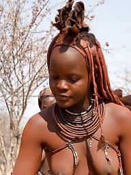 African, Tribal