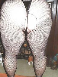 Bbw, Fishnet, Bbw sexy