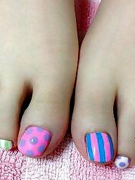 Feet, Asian feet, Asian babe