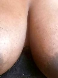 Areola, Big ebony, Big