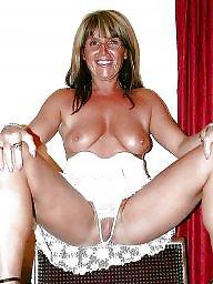 Mature panties, Open, Mature panty, Panty mature, Open crotch panties