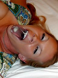 Facial, Sperm, Facials, Faces, Amateur facials