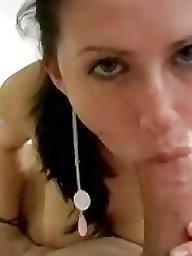 Wives, Hot, Amateur milf, Amateur blowjob, Milf blowjob, Cum eating