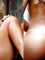 Boobs, Blonde ass