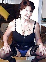 Mature stockings, Mature big boobs, Mature stocking, Mature boobs, Big mature, Big boobs mature